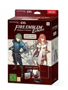 Fire Emblem Echoes Shadows of Valentia Special Edition