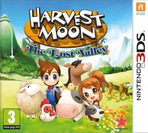 Harvest Moon The Lost Valley (używ.)