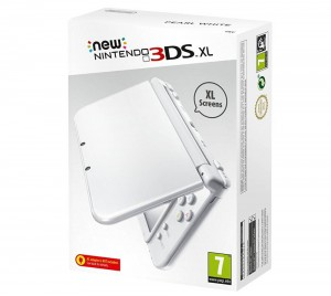 Konsola New Nintendo 3DS XL Pearl White