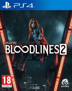 Vampire The Masquerade Bloodlines 2 (PREMIERA:31/12/2020)