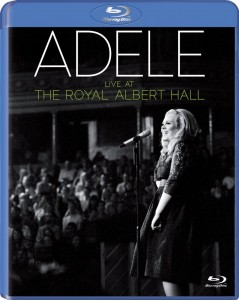 Adele Live at The Royal Albert Hall (używ.)