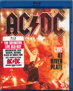AC/DC Live at River Plate (używ.)