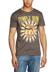 T-Shirt Temple Run Treasure - L