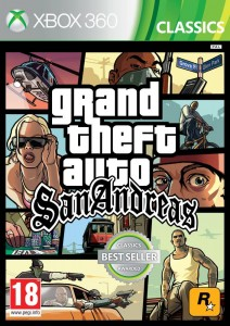 Grand Theft Auto San Andreas (używ.)