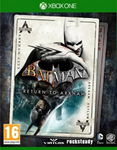 Batman Return to Arkham (używ.)
