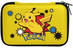 Hard Pouch Pikachu do konsoli XL