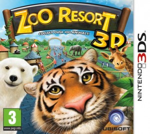 Zoo Resort (3DS) (używ.)