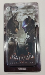 Osłonka do iPhone 6 - Batman Arkham Knight