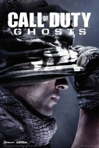 Plakat Call of Duty Ghosts Cover [FP3074]