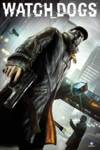 Plakat Watch Dogs Cover [FP3085]