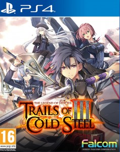 The Legend of Heroes: Trails of Cold Steel III (3)