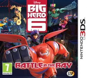 Big Hero 6 Battle In The Bay