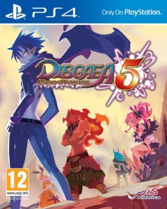 Disgaea 5 Alliance of Vengeance Launch Day Edition