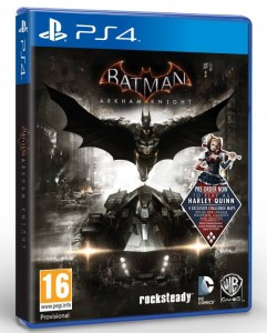 Batman Arkham Knight (używ.)