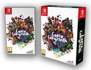 Lapis x Labyrinth Limited Edition