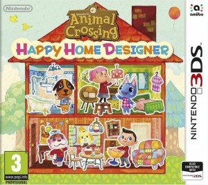 Animal Crossing Happy Home Designer + Karta