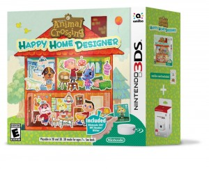 Animal Crossing Happy Home Designer + Karta + NCF