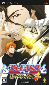 Bleach: Heat the Soul 4 - UNIKAT! (używ.)