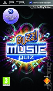 Buzz!: Ultimate Music Quiz