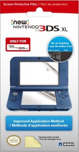 Folia New 3DS XL Protective Screen Filter