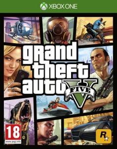 Grand Theft Auto V (GTA 5) [PL/ANG] (używ.)