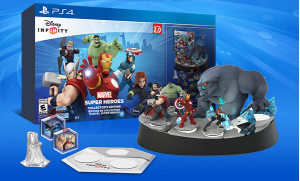 Disney Infinity 2.0: Marvel Super Heroes Collectors Edition