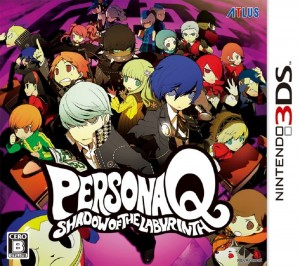 Persona Q: Shadow of the Labyrinth [ANG]