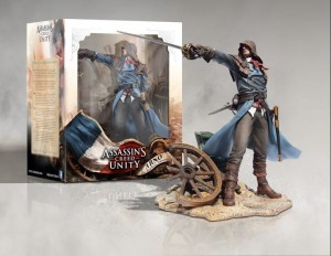 Assassins Creed Unity Statue Arno: The Fearless Assassin
