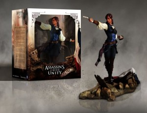 Assassins Creed Unity Statue Elise: The Fiery Templar