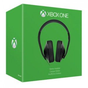Headset Stereo do Xbox One (Microsoft) (XO)