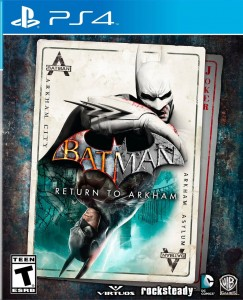 Batman Arkham City (używ.)