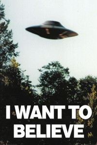 Plakat Archiwum X I Want To Believe [PP33840]