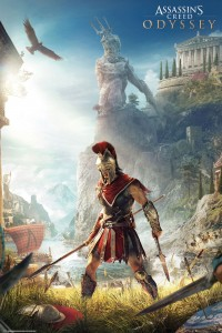 Plakat Assassins Creed: Odyssey [FP4678]