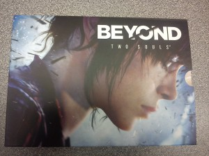 Beyond Two Souls Launch Cards