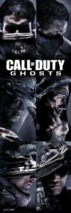 Plakat Call Of Duty Ghosts Profile [DP0454]
