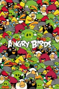 Plakat Angry Birds Collage [FP2549]