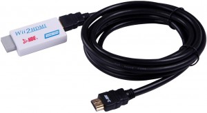 Adapter HDMI do Wii