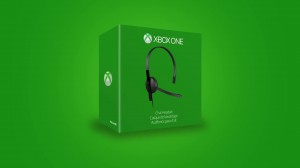 Headset do Xbox One (Microsoft) (XO)