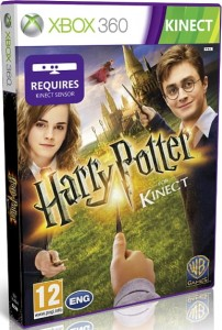 Harry Potter for Kinect (używ.)