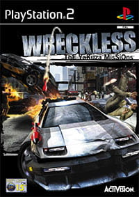 Wreckless: The Yakuza Missions (używ.)