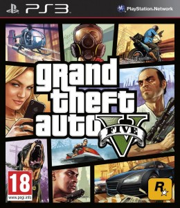Grand Theft Auto V (GTA 5) [PL/ANG]
