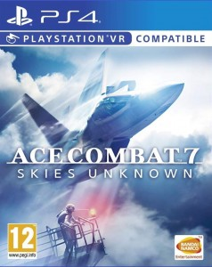Ace Combat 7 Skies Unknown VR