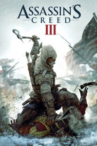 Plakat Assassins Creed III (3) Cover [FP2784]