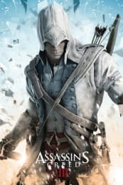 Plakat Assassins Creed III (3) Connor [FP2789]
