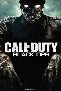 Plakat Call of Duty Black Ops Zombie [FP2775]