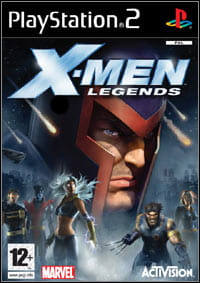 X- Men Legends (używ.)