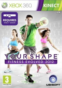 Your Shape: Fitness Evolved 2012 [KINECT]