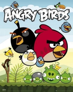 Plakat Angry Birds [MP1346]