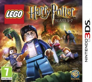 Lego Harry Potter: Lata 5-7 (3DS)
