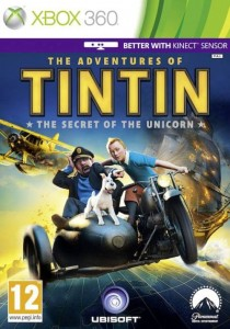 Adventures of Tintin: Secret of the Unicorn [KINECT] [PL]